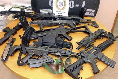 UN MUNICIPIO PROPONE CASTIGAR CON PRISIÓN LA TENENCIA DE RÉPLICAS DE ARMAS DE FUEGO
