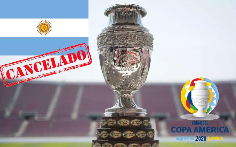LA CONMEBOL CONFIRMÓ QUE LA COPA AMÉRICA NO SE DISPUTARÁ EN ARGENTINA