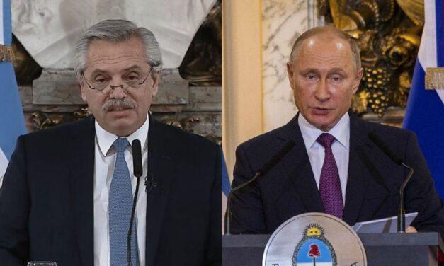 RUSIA QUIERE INSTALAR CENTRALES NUCLEARES EN LA ARGENTINA A CAMBIO DE LAS VACUNAS